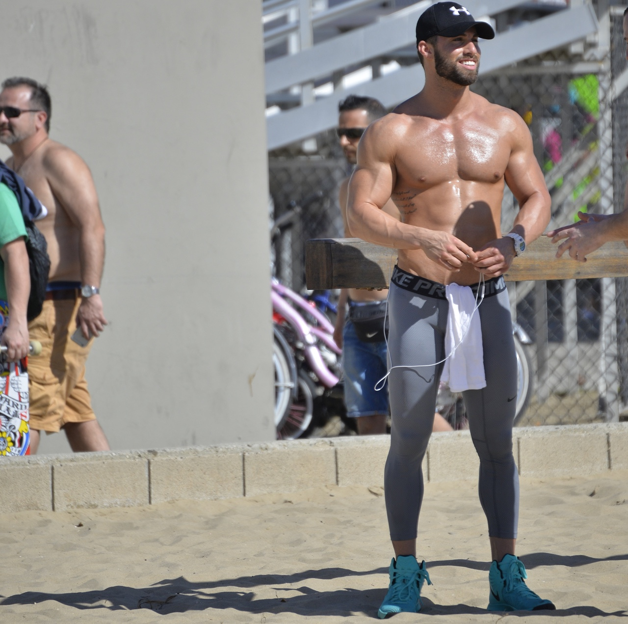 Hot Crossfit Guys