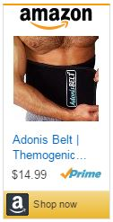 Adonis Belt GymPaws