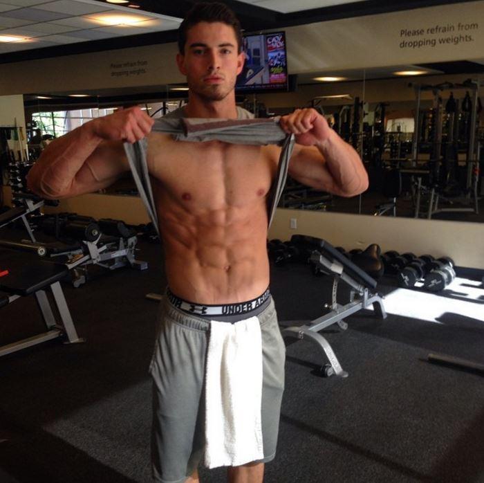 Crossfit Gym Gloves Men