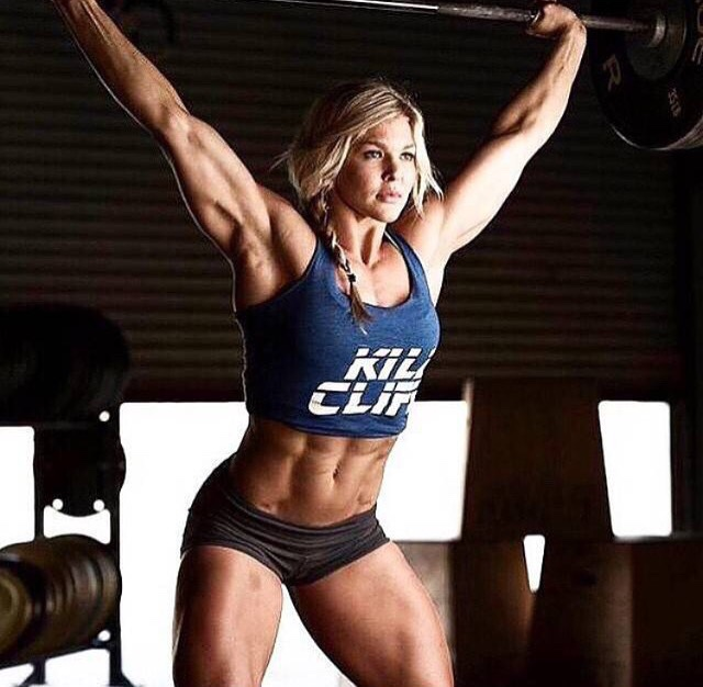 Girls Who Lift Pics
