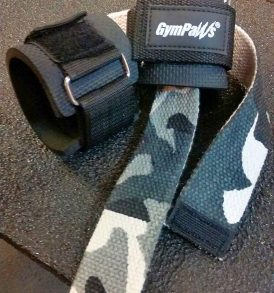 Military Grade Lifting Straps