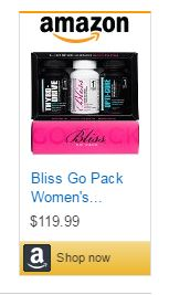 Reviews Bliss Go Pack