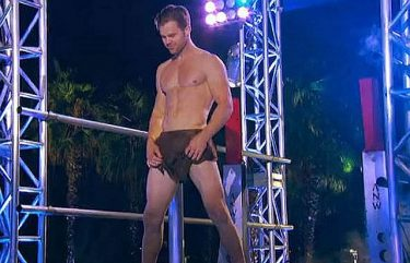 Tarzan on American Ninja Warrior