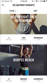 Nike+ Training Club Fitness App Review
