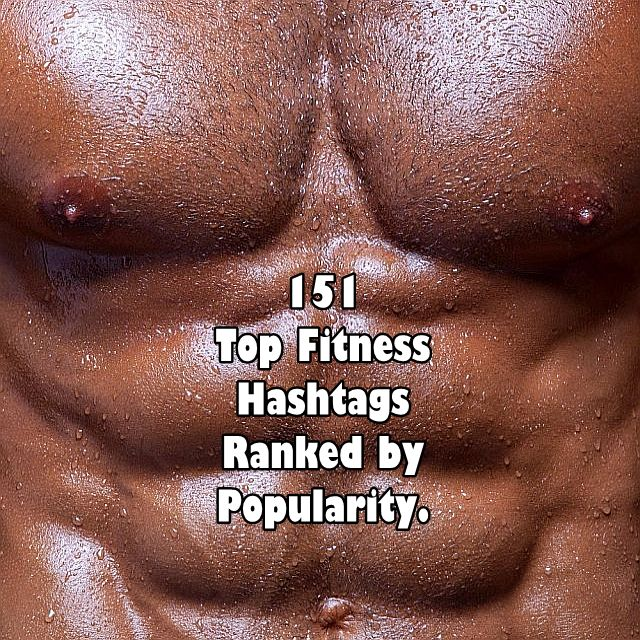 What Are The Best Fitness Hashtags