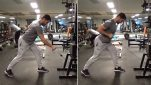 Shotgun Row Exercise for Lats