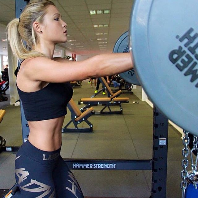 #girlswholift Hot Crossfit Girls