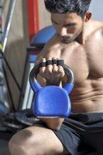 Workout Gloves For Kettlebells and 4 Exercises To Do In The Gym