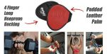 Cable Lat Pushdown Barehand Gloves Or None