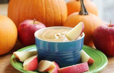 Easy Pumpkin Apple Dip