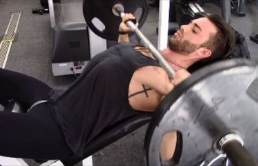 5 Things To Do To Build Bigger Chest