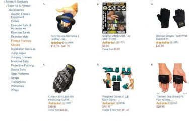 Ultimate Amazon Workout Gloves Buying Guide