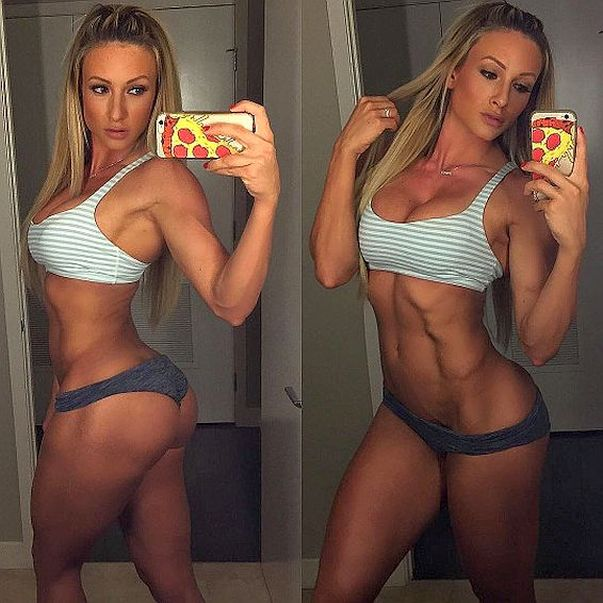 Pics of Hot Gym Girls