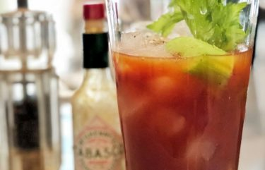 Low Calorie Bloody Mary Recipe