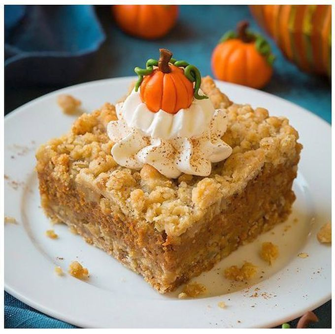 High Protein Pumpkin Bar Recipe