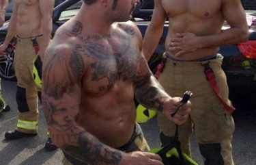Hot Firefighters Are Smokin