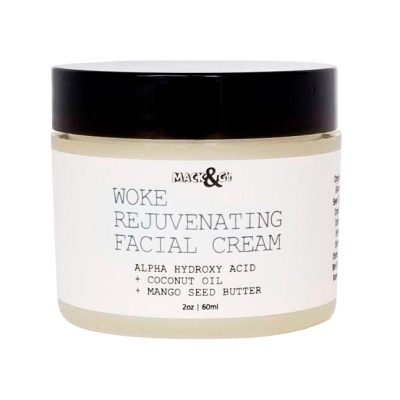 WOKE AHA Facial Cream